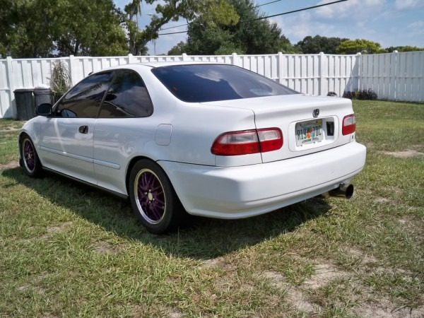 F S Or F T Clean 95 Civic Eg Ex Coupe
