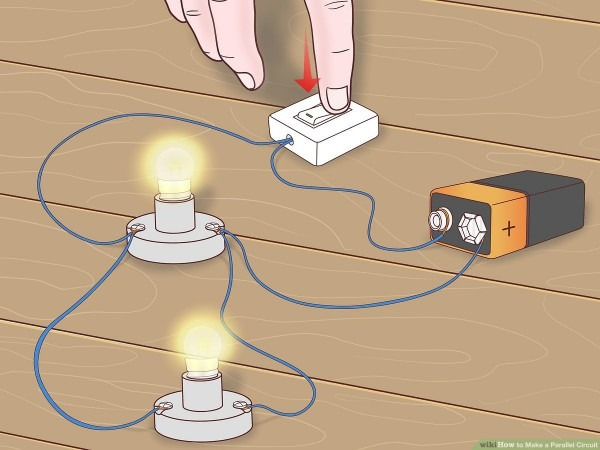 How To Make A Parallel Circuit (with Pictures)
