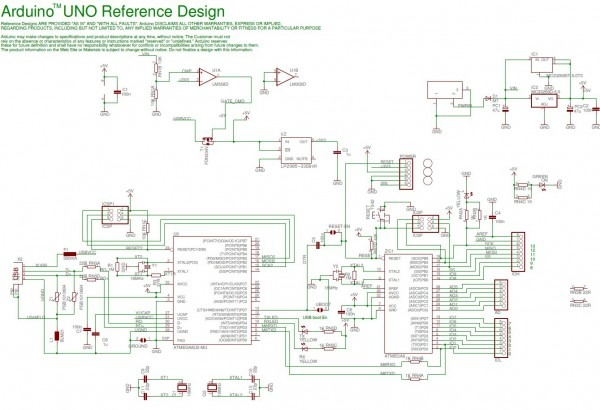 Arduino Uno Schematic – Electronic Schematic Diagram