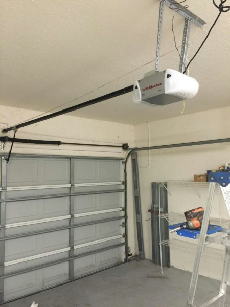 Garage Ideas   Awesome Master Mechanic Door Opener Picture Remote