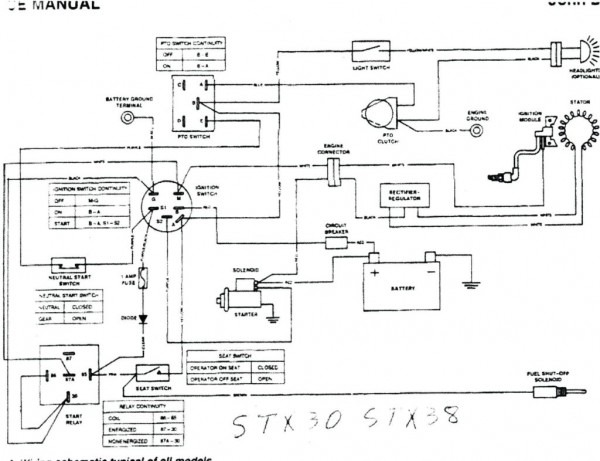 John Deere Wiring Diagram For H