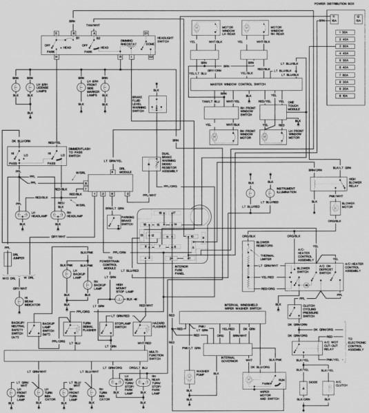Acura Wiring Schematics