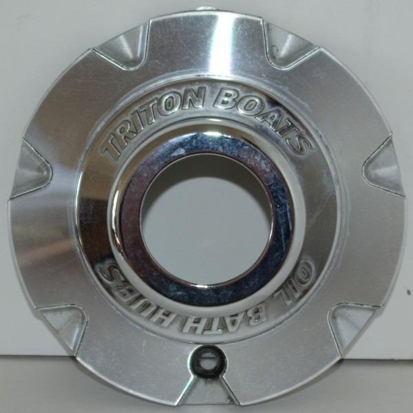 Triton Boat Trailer Wheel Factory Oil Bath Center Cap 7 Spoke 14