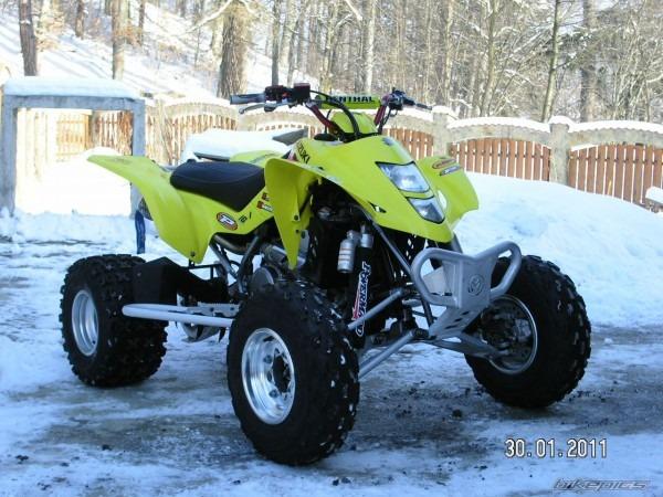2007 Suzuki Ltz 400