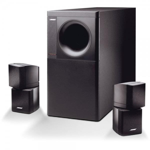 Bose Acoustimass 5 Series Iii Speaker System (black) 21725 B&h
