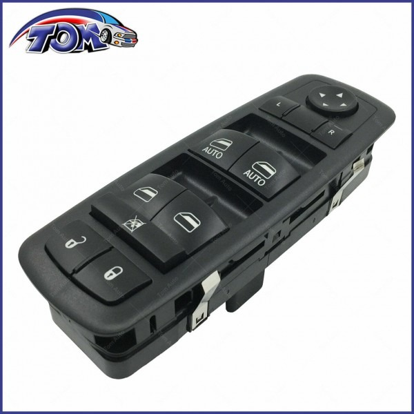 New Power Window Switch Driver Side Lh For Dodge Nitro Jeep