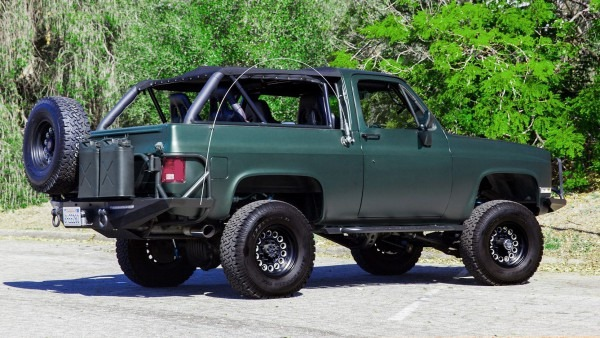 Pin By Kingofkings413 On Chevy And Gmc K5 Blazer