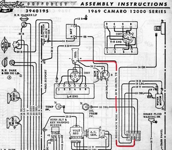 1968 Camaro Ac Wiring Diagram
