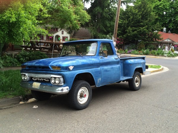 Cc Outtake  1964 Gmc 3 4 Ton 4×4 V6 Pickup – All The Right Numbers