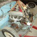 Triumph Herald Engine Swap