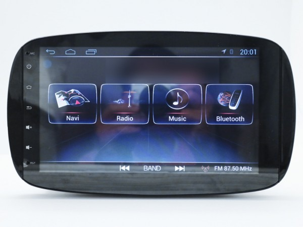 9  Android Gps Navigation Multimedia Radio Stereo For Smart Car