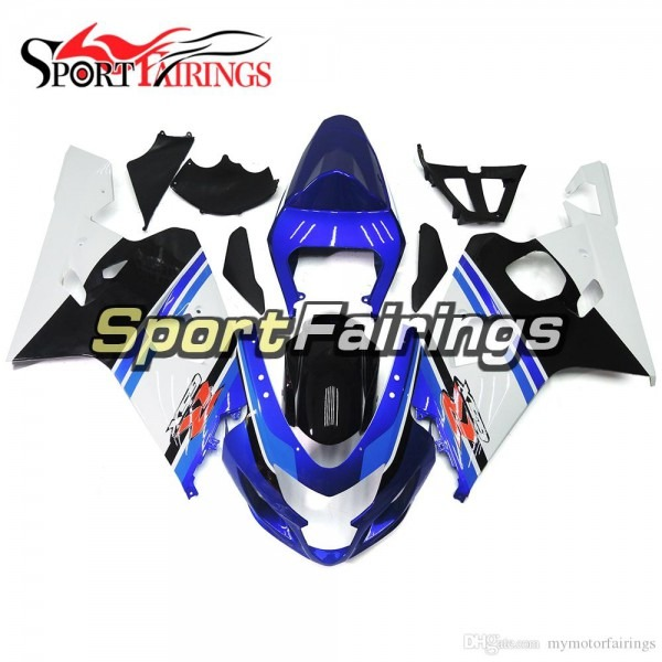 Complete Fairings For Suzuki Gsxr600 Gsxr750 04 05 K4 Sportbike