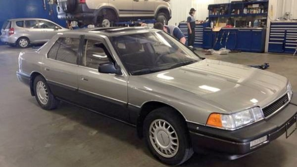 For $2,300, Could This 1988 Acura Legend Be A Legendary Value