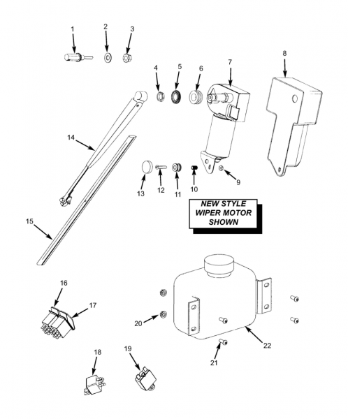 Gehl Dynalift® Telescopic Boom Forklift 552 & 553 Parts Manual