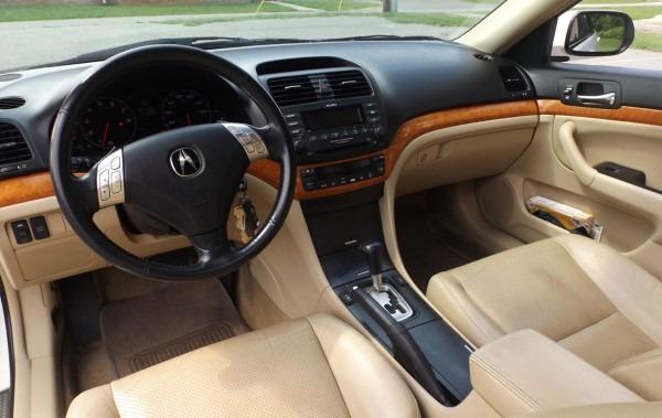 Reader's Ride  Dillon's 2004 Acura Tsx