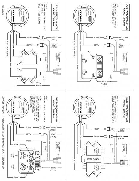 Dyna 2000i Ignition Wiring Diagram