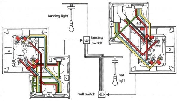 Gang Switch Wiring Diagram