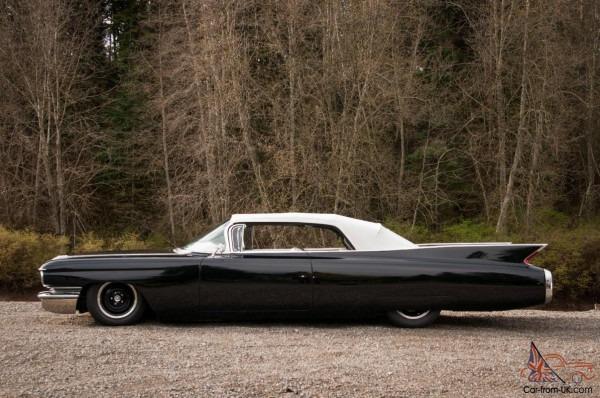 1960 Cadillac Convertible Pro Touring