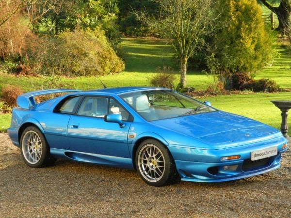 Lotus Esprit V8 Twin Turbo