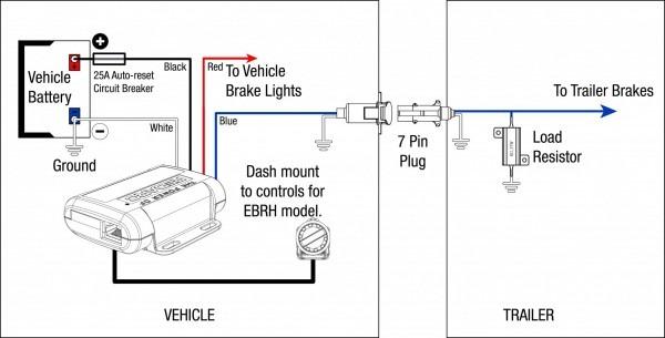 Tekonsha Voyager Wiring Diagram Chevy