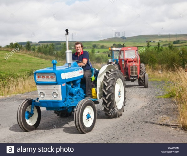 Ford 3000 Stock Photos & Ford 3000 Stock Images