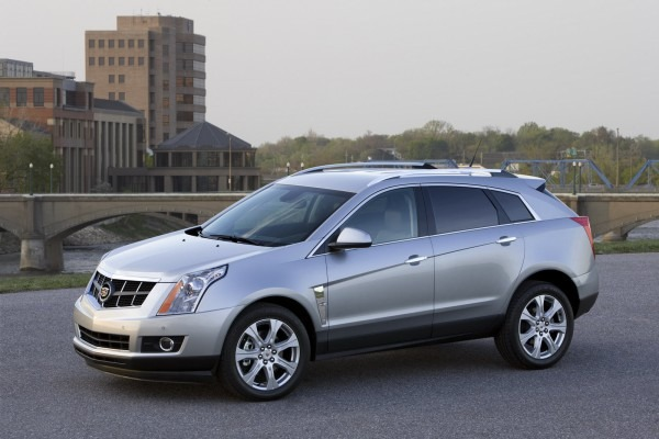 Cadillac Recalls 2010 And 2011 Srx Due To Transmission Problems