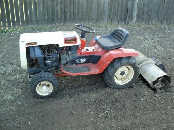 Gilson Garden Tractor 18hp