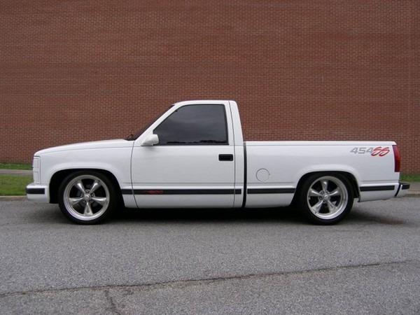 91 Chevy Pickup