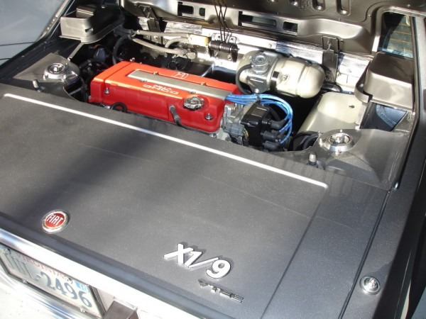 Honda Powered Fiat X1 9