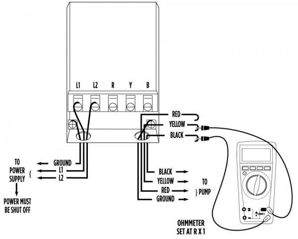 Franklin Electric Wiring Diagram