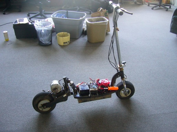 How To Convert A 24v Scooter To 36v