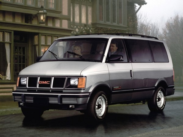 1993 Gmc Safari Cargo – Pictures, Information And Specs