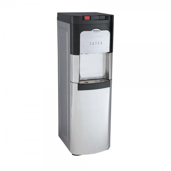 Whirlpool Bottom Load Electronic Water Cooler In Stainless Steel