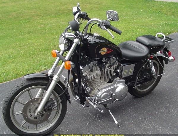 1992 Harley
