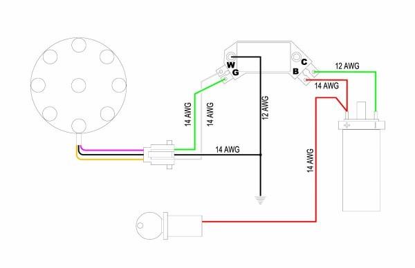 Mopar Hei Wiring Diagram