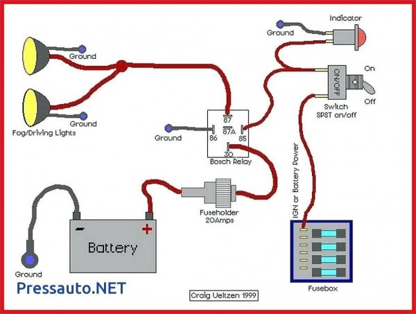 Hella Horn Wiring Diagram  U2013 Car Wiring Diagram