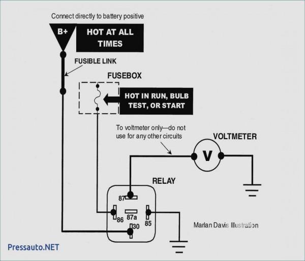 Hella Relay Wiring