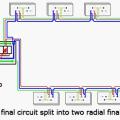 Radial Circuit Diagram