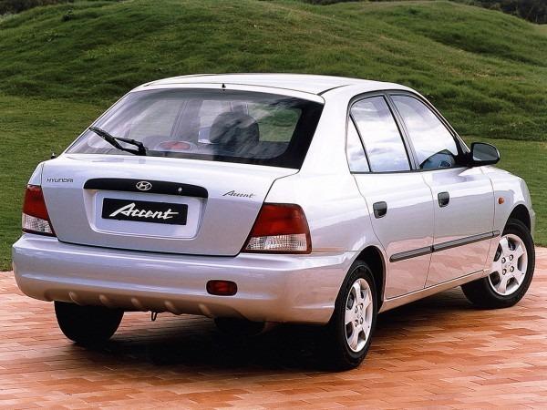 Hyundai Accent 5 Doors Specs & Photos
