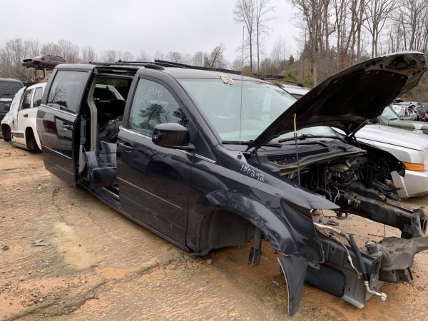 Used 2008 Chrysler Town And Country Parts In Easley, Sc