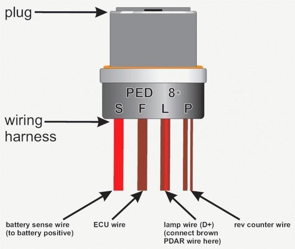 4 Wire Alternator Diagram