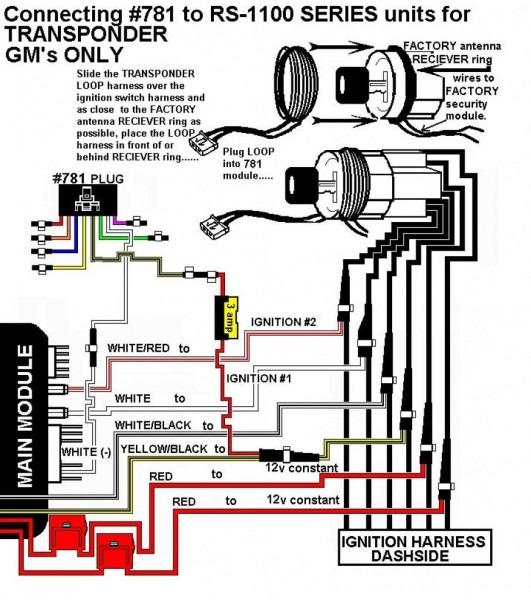 Remote Start Wiring Diagrams