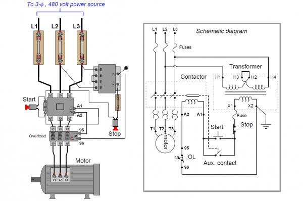 Wiring Diagram Index 5 Motor Control Control Circuit Circuit