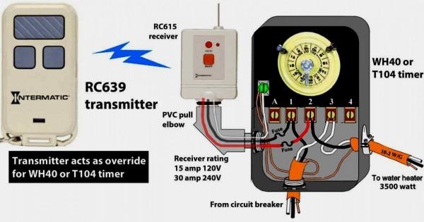 T103 Wiring Diagram