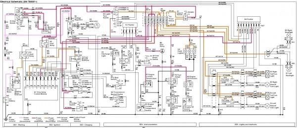 1445 John Deere Ignition Wiring Diagram