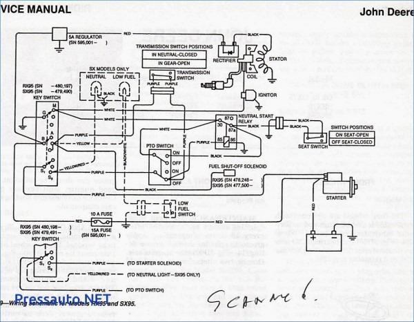 John Deere 1445 Cab Wiring Diagram
