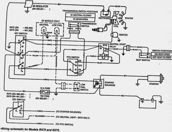 John Deere 40 Wiring Diagram