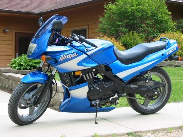 2002 Kawasaki Ninja 500 R  Pics, Specs And Information