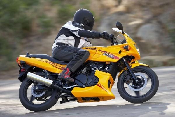 Kawasaki Ninja 500 R  Pics, Specs And List Of Seriess By Year