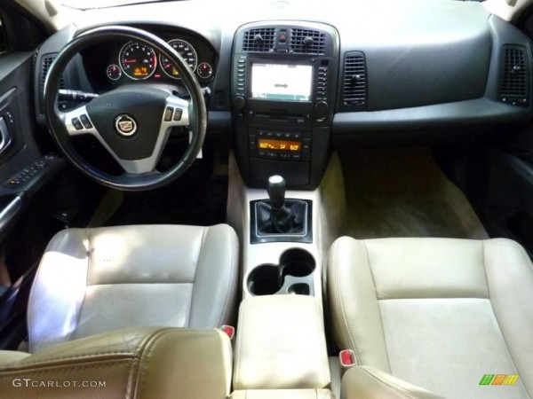 Marvelous 2005 Cadillac Cts Black Interior Of  8602